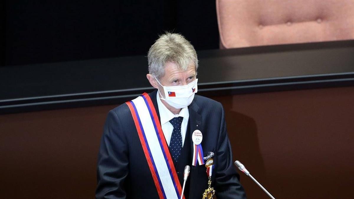捷克議長訪台遭大陸恐嚇威脅 白宮國安會說話了