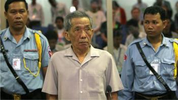 柬埔寨紅色高棉監獄長康克由囚禁中死去 獨裁年代標籤形象消亡