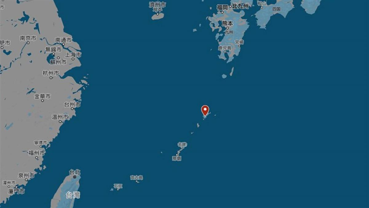 巴拿馬貨船日本海域翻覆 1船員獲救42人仍失蹤