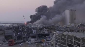 還有生還者!貝魯特大爆炸1個月 瓦礫堆測到生命跡象