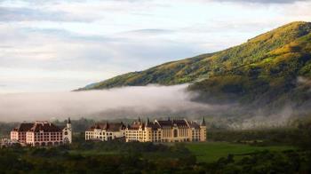 60億打造台版「霍格華茲」 全台最大歐風城堡飯店超吸睛