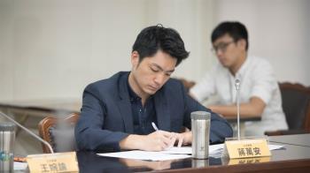 蔣萬安將參選2022台北市長 黨部證實了