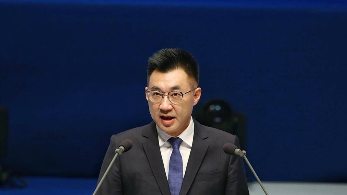 國民黨全代會登場 江啟臣宣布推動願景國政計劃
