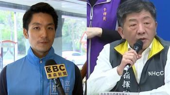 若與陳時中搶台北市長!蔣萬安最新民調出爐令人吃驚