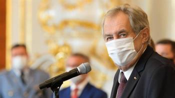 議長韋德齊惹怒大陸 捷克總統滅火:訪台是幼稚挑釁