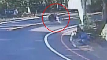 139縣道又奪命!20歲騎士過彎自摔 慘遭貨車輾斃