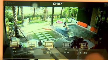 獨家直擊!宜蘭Villa監視器也對準泳池 但會先告知