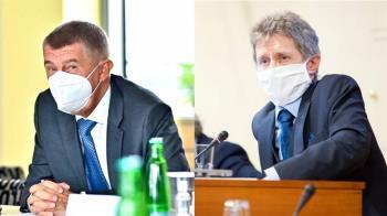訪台返國引激辯 維特齊舌戰捷克總理
