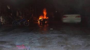 台南夫妻吵架 在家點火燒衣引燃機車!下場曝