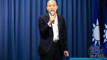 周玉蔻爆韓國瑜想選台北市長 韓陣營:一天到晚只會消費他