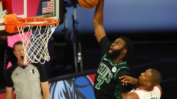塞爾蒂克守死暴龍 NBA季後賽次輪聽牌