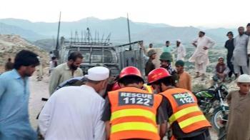 巴基斯坦大理石礦場災變 至少18死約20人受困