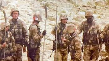 中印軍邊境大亂鬥!解放軍秀新武器「大薙刀」威嚇印軍