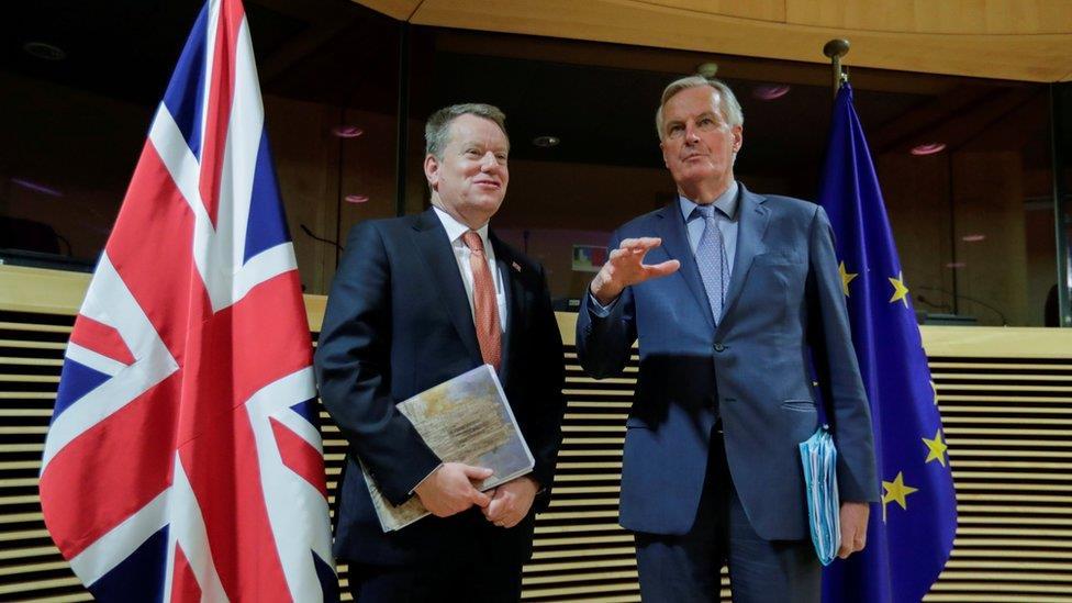 英國脫歐:過渡期最後三個月要解決的四個棘手問題