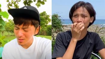 結婚5年!宥勝認了對不起蕾媽 崩潰痛哭:我真的不行了