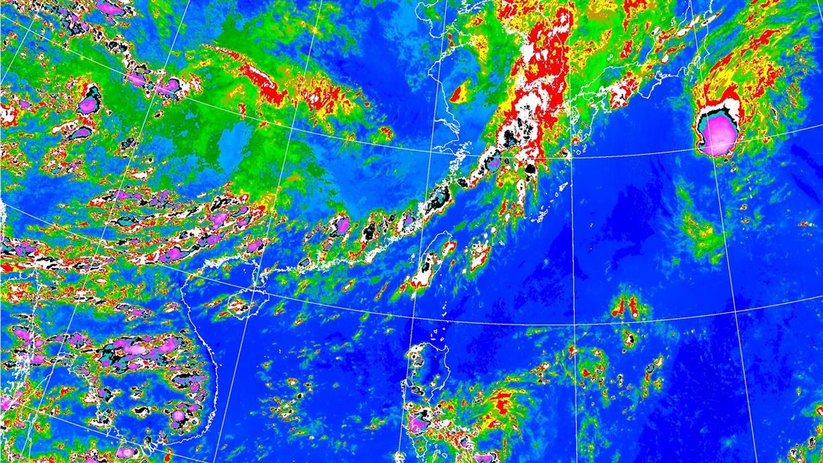 颱風恐生成!這天鋒面來襲降溫2度 變冷又下雨