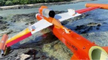 無人靶機演訓後漂流日本  中科院:不含機敏參數