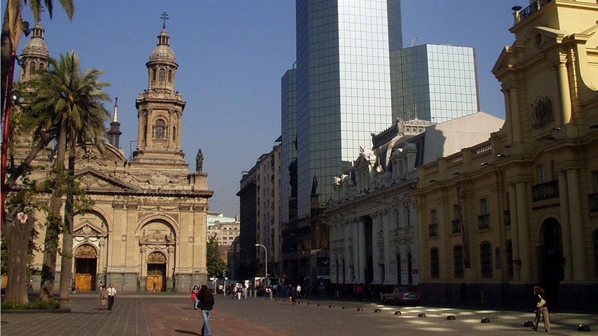 智利北部規模6.5地震 尚未傳出災損傷亡