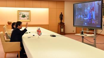 英國日本達成大致貿易協議  英脫歐後重大突破