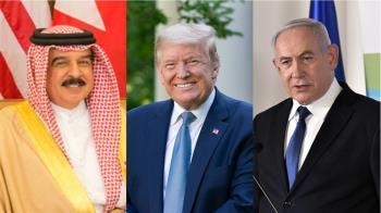 兩週內第2國!川普宣布:巴林與以色列簽和平協議
