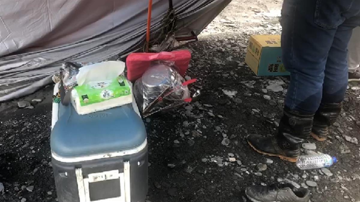 南投露營客再添1死! 7歲男童媽媽遺體找到了