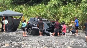 12歲女童遺體找到了!南投露營客3死 失蹤者妻還原現場