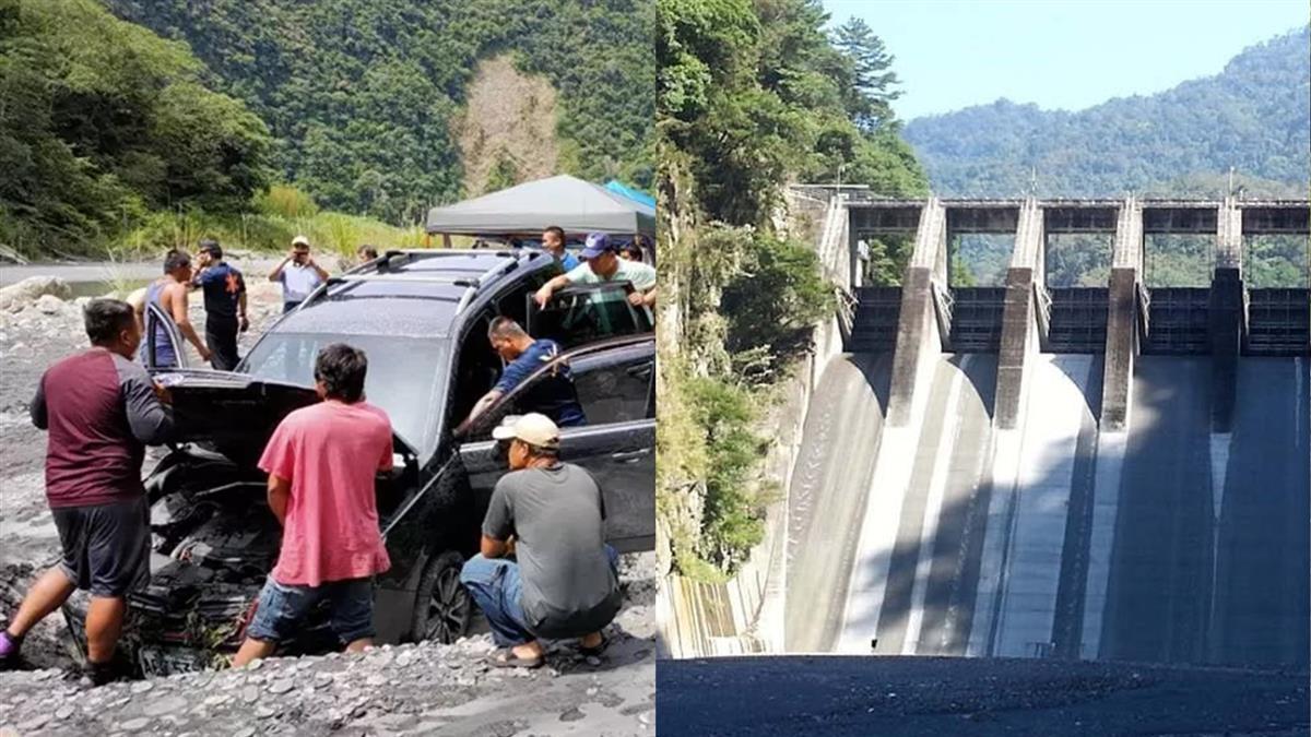 武界壩突襲放水釀3死1失蹤!疑非法露營區 觀光局說話了