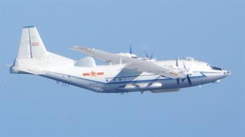 傳共機再犯台灣ADIZ 空軍:全程監偵掌握