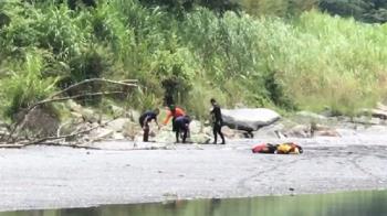 南投露營4死! 他曝2家人最後身影:小男孩在玩水