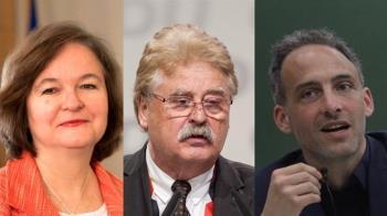 歐洲議員學者聯合投書 籲重審一中政策支持台灣