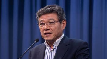 林榮德參加海峽論壇 國民黨:個人決定不代表黨