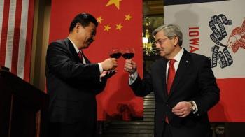 中美關係:美國駐華大使布蘭斯塔德突然離任 引發諸多猜測