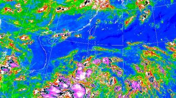 第11號颱「紅霞」2天內恐生成 未來路徑曝光
