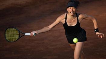 謝淑薇近7個月首出賽 羅馬網賽女單首輪止步