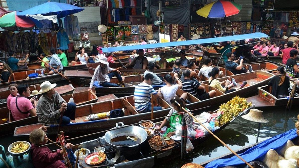 泰國拯救觀光業 外國遊客最長可停留270天