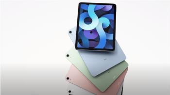 iPad Air首度搭載A14晶片 10月全球開賣