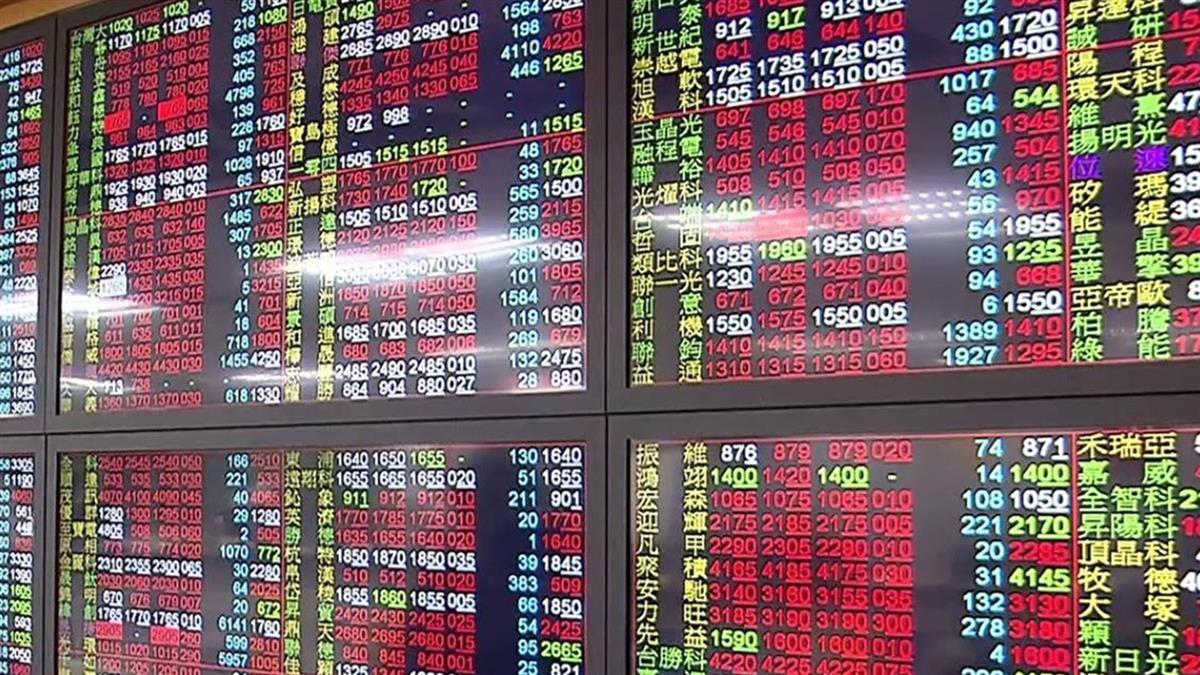 台積電股價大漲17元 市值逼近12兆元