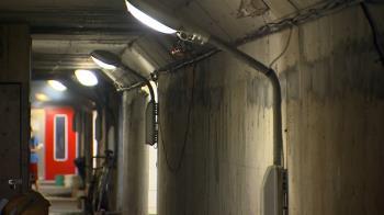 地下住宅逐地底通道而居 宛如異次元空間