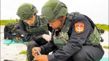 家屬控「包機飛越共軍演習區域」 海巡署澄清:絕非事實