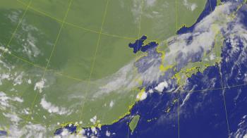 鋒面明接近!北台灣水氣增加這天轉涼 降雨熱區曝