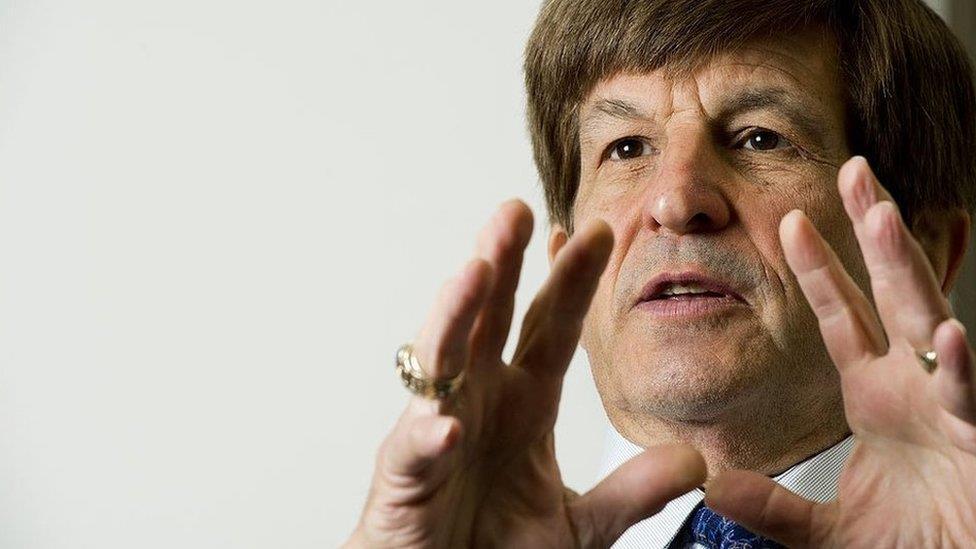 美國大選:「四十年未看走眼」的歷史教授預測贏家--BBC中文專訪