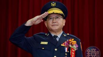 海巡署長陳國恩突請辭獲准 新任首長呼之欲出