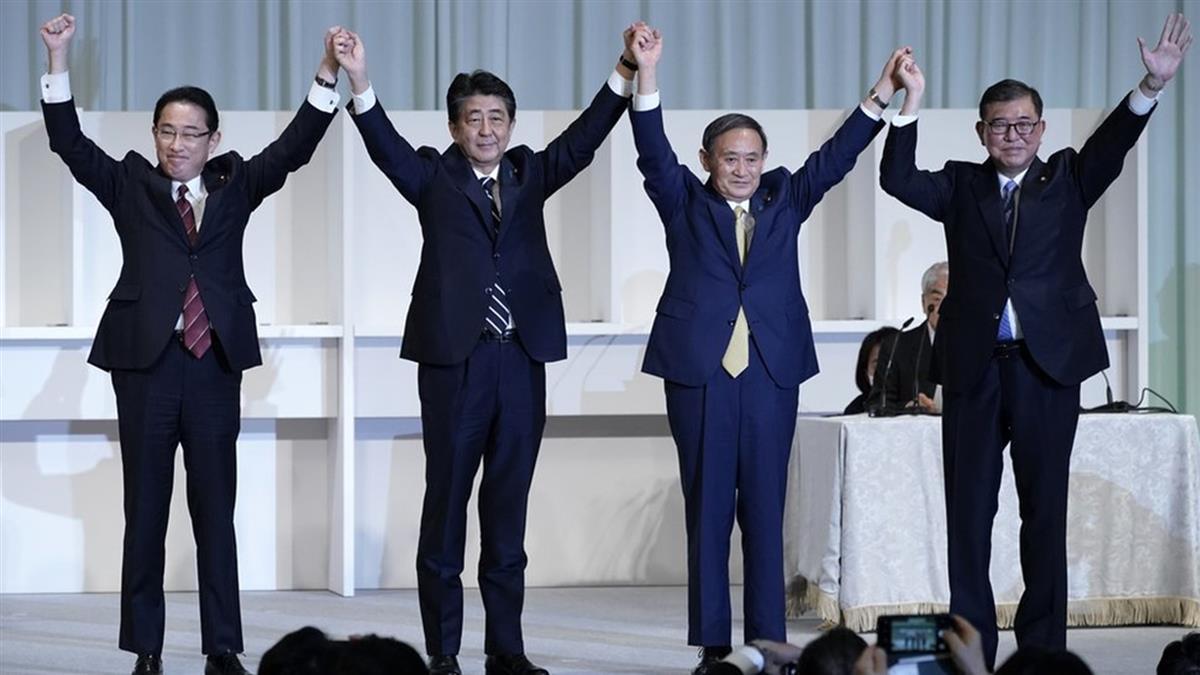 菅義偉:從幕後「平事人」到日本新首相的意外崛起