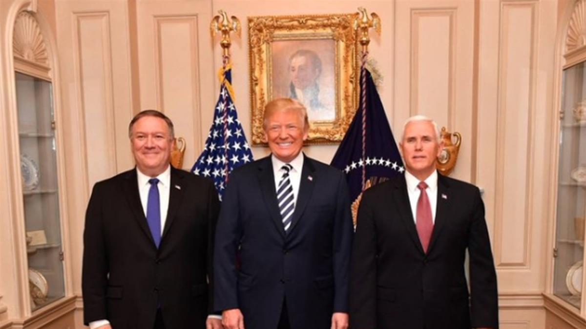 蓬佩奧訪蓋亞那蘇利南 遊說選美國合作棄中國