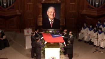 頒贈褒揚令、覆國旗!蔡英文追思李登輝:把民主和自由留給台灣