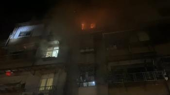 大火夜襲基隆公寓!女子倒臥浴室命喪火窟