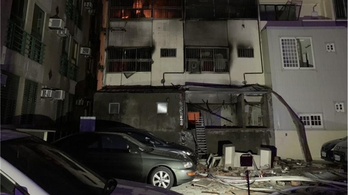 東海氣爆4死1傷 消防局初步查到原因了