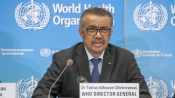 全球每周約5萬人染疫喪命 WHO:令人無法接受