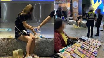 真相大白!21歲正妹信義區遭潑穢物 原因首曝光