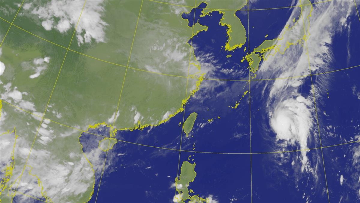 秋高氣爽連3天 24日鋒面報到北部東半部陰雨